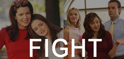 Battle SeriesAddict - Dramédie : Gilmore Girls VS Being Erica